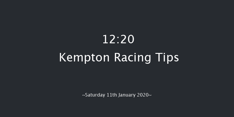 Kempton 12:20 Conditions Hurdle (Class 4) 16f Wed 8th Jan 2020