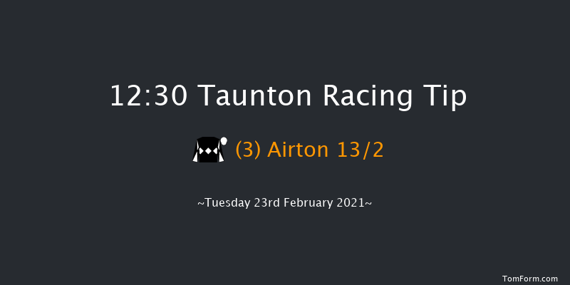 Taunton Round Table Selling Handicap Hurdle Taunton 12:30 Handicap Hurdle (Class 5) 19f Sat 23rd Jan 2021