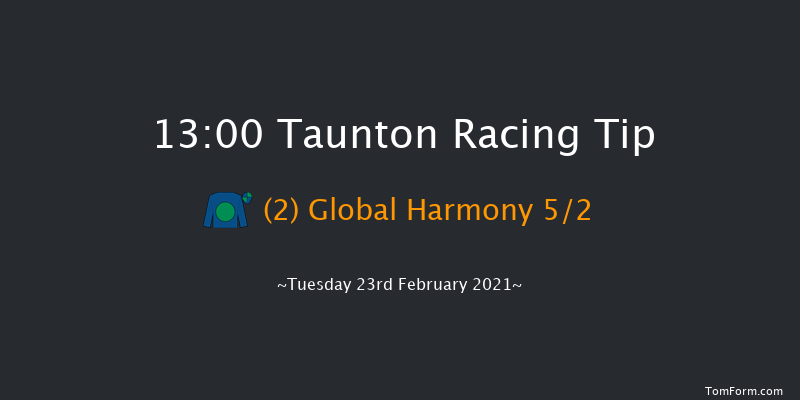 British EBF Mares' 'National Hunt' Novices' Hurdle (GBB Race) Taunton 13:00 Novices Hurdle (Class 4) 19f Sat 23rd Jan 2021