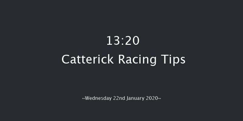 Catterick 13:20 Novices Hurdle (Class 4) 19f Thu 9th Jan 2020