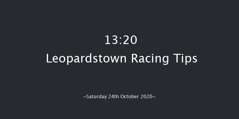 Irish Stallion Farms EBF Fillies Maiden (Plus 10) Leopardstown 13:20 Maiden 7f Sat 17th Oct 2020