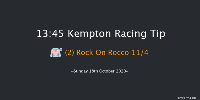 Racing TV Novices' Handicap Chase (GBB Race) Kempton 13:45 Handicap Chase (Class 4) 18f Wed 14th Oct 2020