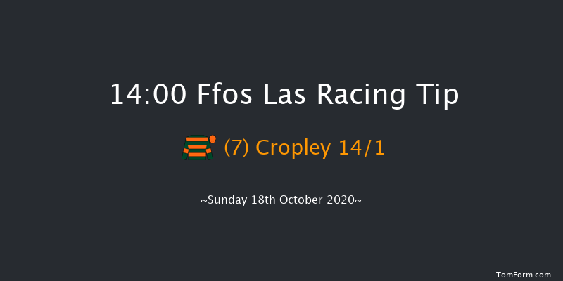 Canter Carpet By Potter Group Handicap Chase Ffos Las 14:00 Handicap Chase (Class 5) 16f Thu 8th Oct 2020