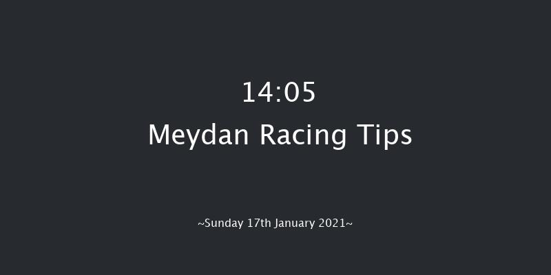 Meydan 14:05 1m 1½f 14 ran Lincoln Nautilus Maiden Stakes - Dirt Sat 16th Jan 2021