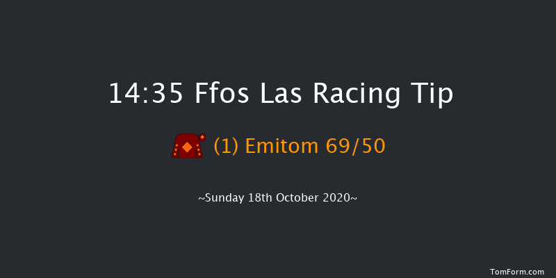 Canter Carpet High Performance Surfaces Novices' Chase (GBB Race) (Norton's Coin Trophy) Ffos Las 14:35 Maiden Chase (Class 3) 21f Thu 8th Oct 2020