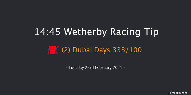 Sixt Car Hire Handicap Hurdle Wetherby 14:45 Handicap Hurdle (Class 4) 16f Wed 17th Feb 2021