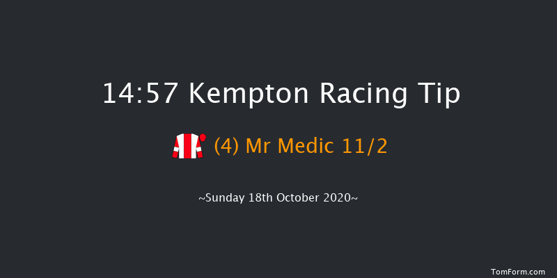 Bet At Racingtv.com Handicap Chase Kempton 14:57 Handicap Chase (Class 3) 18f Wed 14th Oct 2020
