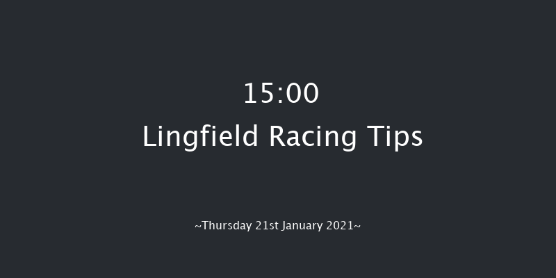 Betway Median Auction Maiden Stakes Lingfield 15:00 Maiden (Class 6) 6f Mon 18th Jan 2021