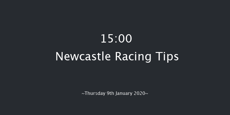 Newcastle 15:00 Stakes (Class 4) 8f Wed 8th Jan 2020