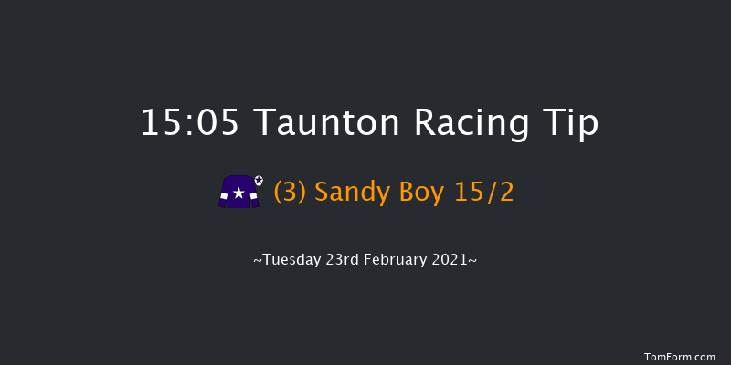 Geoffrey Bosley 'Tally Ho' Handicap Chase Taunton 15:05 Handicap Chase (Class 4) 23f Sat 23rd Jan 2021