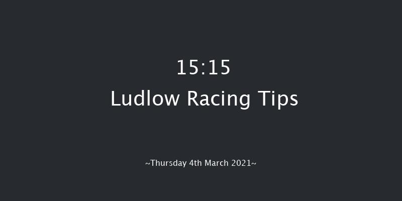 Wenlock Spring Water Conditional Jockeys' Handicap Hurdle Ludlow 15:15 Handicap Hurdle (Class 5) 16f Wed 24th Feb 2021