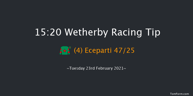 Racing TV In Stunning HD Handicap Chase Wetherby 15:20 Handicap Chase (Class 4) 21f Wed 17th Feb 2021