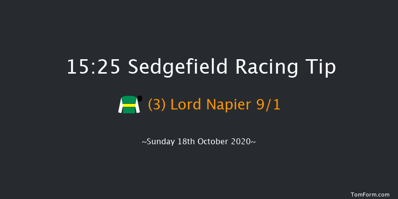 Paxtons For Kverneland Full Range Beginners' Chase (GBB Race) Sedgefield 15:25 Maiden Chase (Class 4) 19f Wed 7th Oct 2020