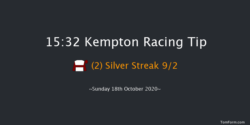 Racing TV Hurdle (Listed) Kempton 15:32 Conditions Hurdle (Class 1) 16f Wed 14th Oct 2020