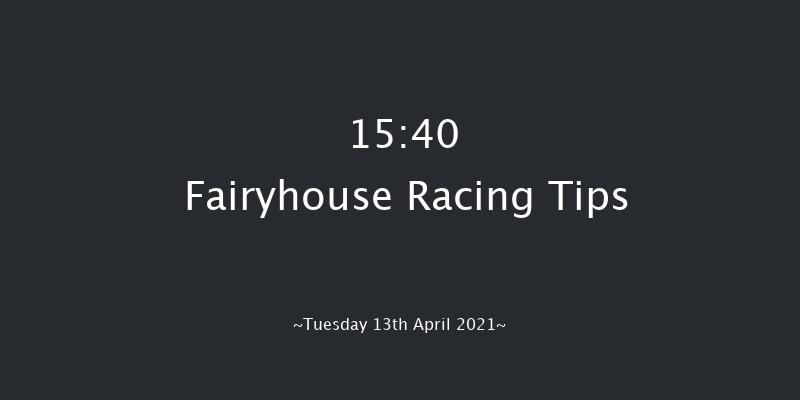 www.fairyhouse.ie Maiden Hurdle (Div 1) Fairyhouse 15:40 Maiden Hurdle 20f Mon 5th Apr 2021
