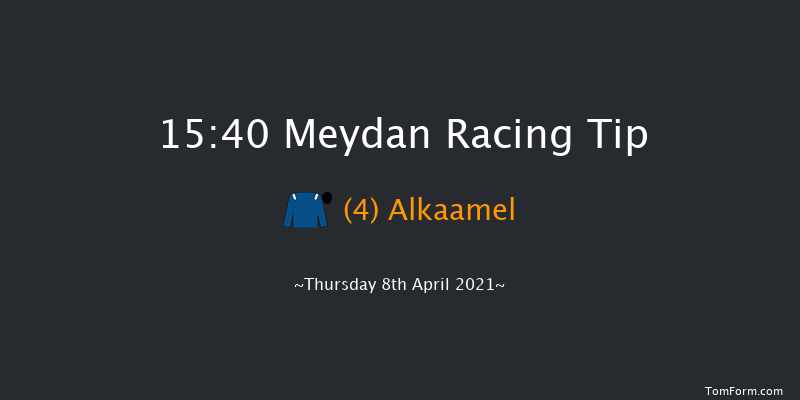 Gulf News Handicap Sponsored By Gulf News Handicap - Dirt Meydan 15:40 7f 9 run Gulf News Handicap Sponsored By Gulf News Handicap - Dirt Sat 27th Mar 2021