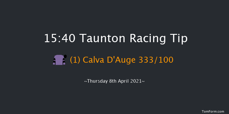 Dave Criddle Travel Handicap Hurdle Taunton 15:40 Handicap Hurdle (Class 3) 24f Tue 23rd Mar 2021