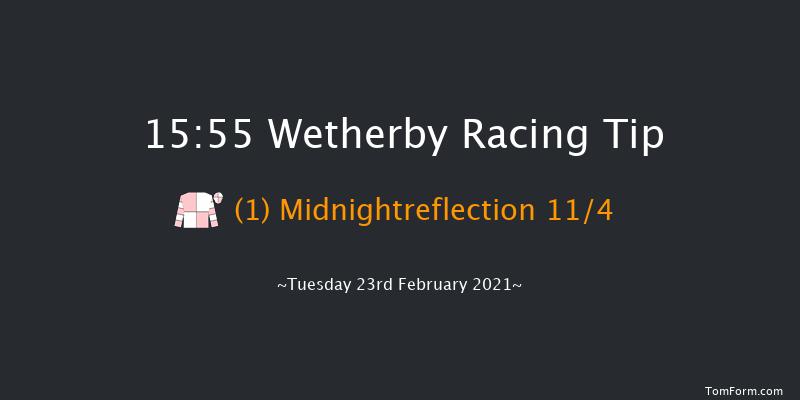 racingtv.com Mares' Handicap Hurdle Wetherby 15:55 Handicap Hurdle (Class 3) 21f Wed 17th Feb 2021