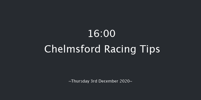 tote Placepot Your First Bet Handicap Chelmsford 16:00 Handicap (Class 6) 10f Fri 27th Nov 2020