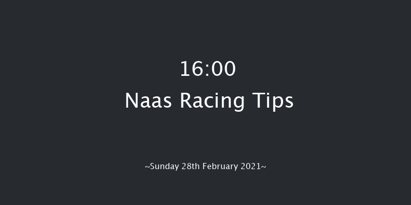 Paddy Power Livestream UK & Irish Racing On The App Maiden Hurdle (Div 1) Naas 16:00 Maiden Hurdle 16f Sat 13th Feb 2021