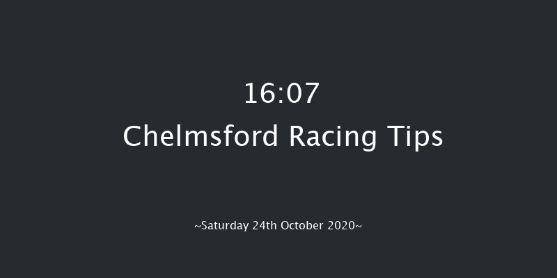 tote Placepot Your First Bet Novice Stakes Chelmsford 16:07 Stakes (Class 5) 7f Thu 22nd Oct 2020