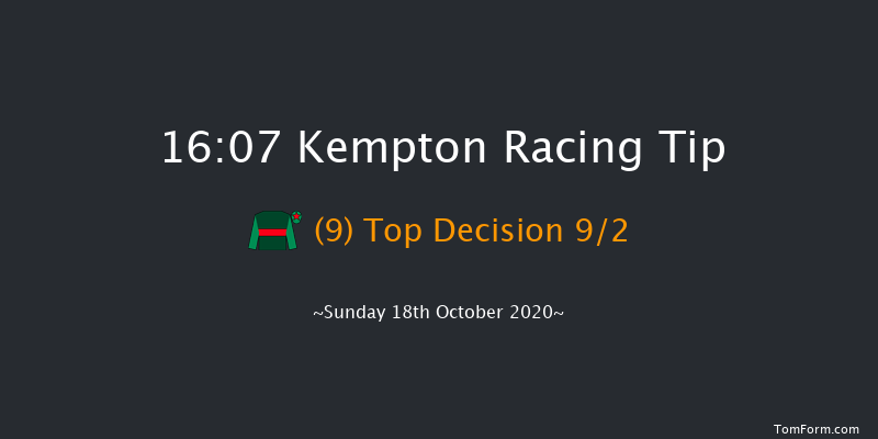 Racing Tv Handicap Chase Kempton 16:07 Handicap Chase (Class 4) 24f Wed 14th Oct 2020