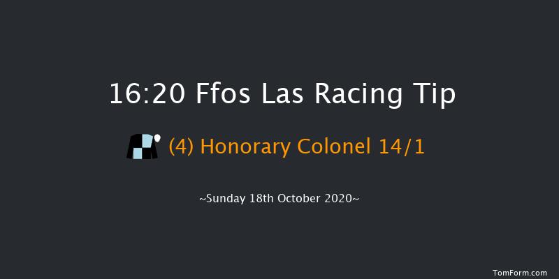 Potters Waste Management Standard Open NH Flat Race (GBB Race) (Div 1) Ffos Las 16:20 NH Flat Race (Class 4) 16f Thu 8th Oct 2020