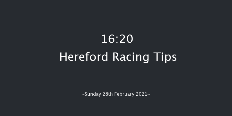 Central Roofing Novices' Hurdle (GBB Race) Hereford 16:20 Maiden Hurdle (Class 4) 26f Wed 17th Feb 2021