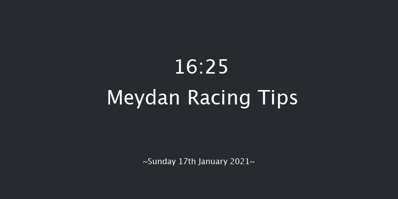 Meydan 16:25 1m 12 ran Lincoln Aviator Handicap - Dirt Sat 16th Jan 2021