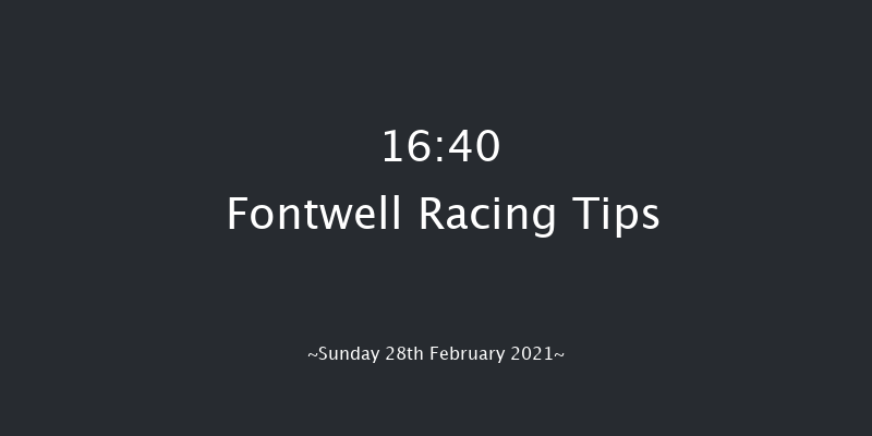 Taste Champagne At champagnepiaff.com Open Hunters' Chase Fontwell 16:40 Hunter Chase (Class 6) 26f Thu 18th Feb 2021