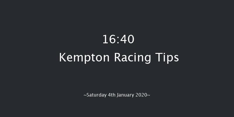 Kempton 16:40 Handicap (Class 6) 8f Fri 27th Dec 2019