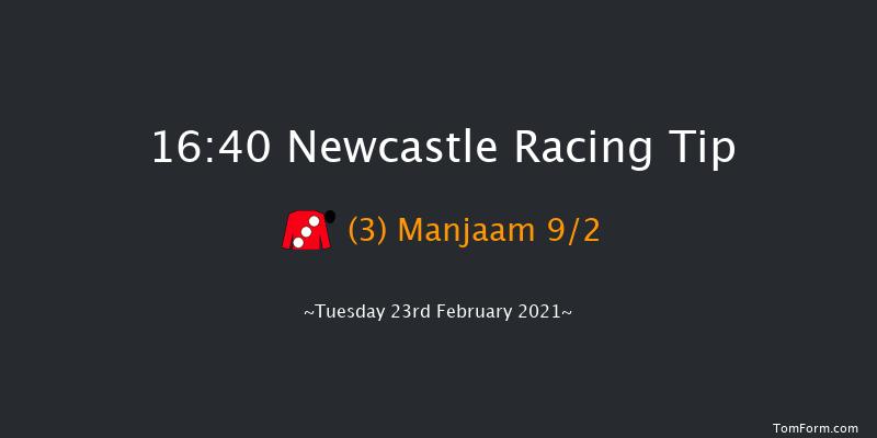 Betway Handicap Newcastle 16:40 Handicap (Class 3) 16f Sat 20th Feb 2021