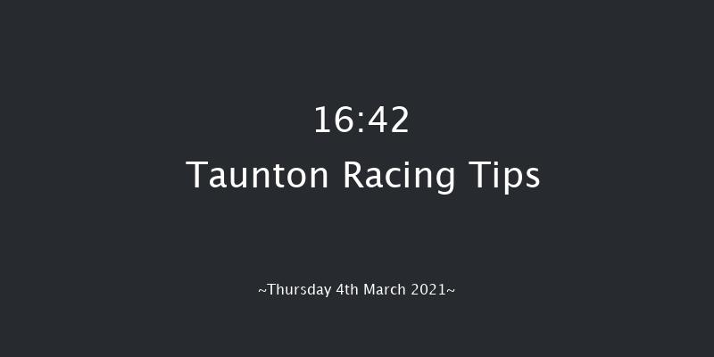 Newton King Estate Agents Handicap Chase Taunton 16:42 Handicap Chase (Class 4) 22f Tue 23rd Feb 2021