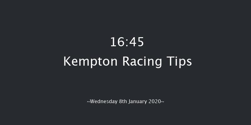 Kempton 16:45 Handicap (Class 6) 6f Sat 4th Jan 2020