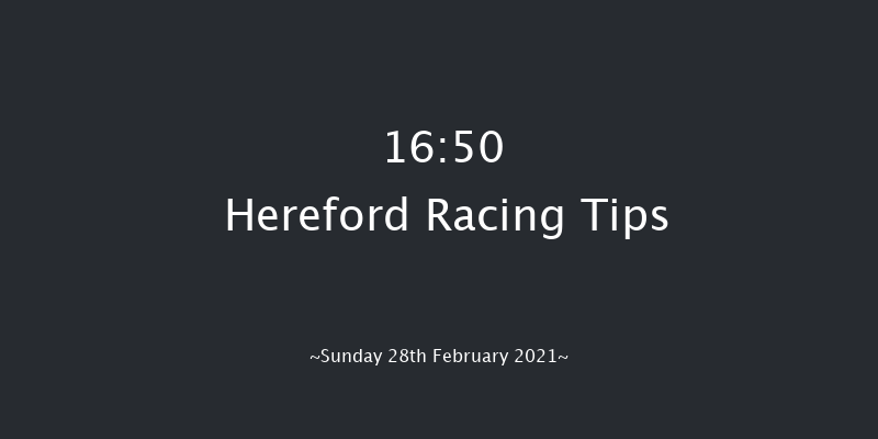 Central Roofing Novices' Handicap Hurdle Hereford 16:50 Handicap Hurdle (Class 5) 22f Wed 17th Feb 2021