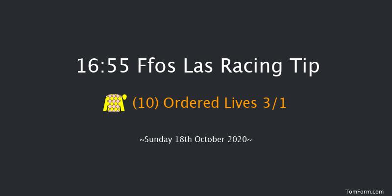 Potters Waste Management Standard Open NH Flat Race (GBB Race) (Div 2) Ffos Las 16:55 NH Flat Race (Class 4) 16f Thu 8th Oct 2020