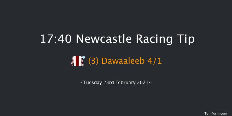 Bombardier Handicap Newcastle 17:40 Handicap (Class 3) 8f Sat 20th Feb 2021