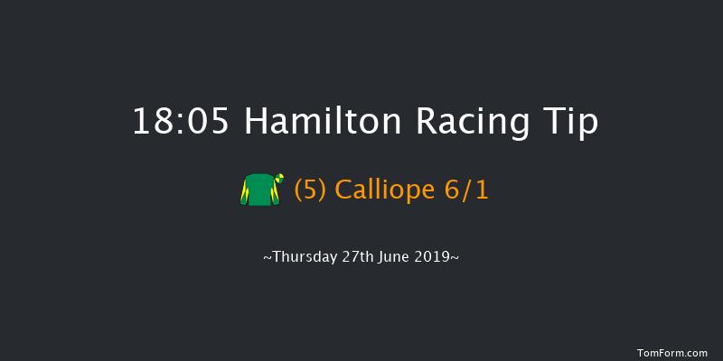 Hamilton 18:05 Handicap (Class 5) 13f Thu 1st Jan 1970