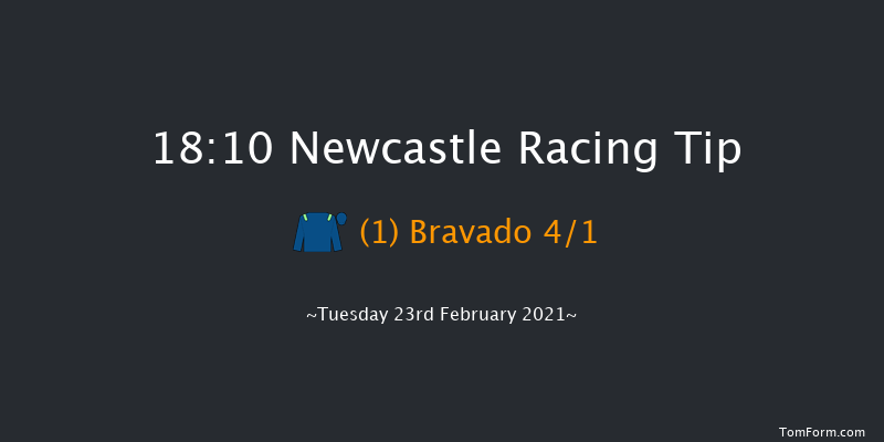 Play Ladbrokes 5-A-Side On Football Conditions Stakes (Plus 10) Newcastle 18:10 Stakes (Class 3) 6f Sat 20th Feb 2021