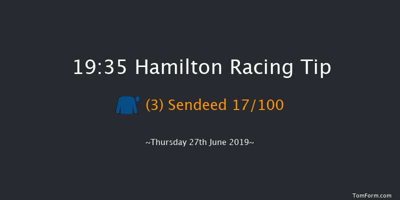 Hamilton 19:35 Maiden (Class 5) 9f Thu 1st Jan 1970