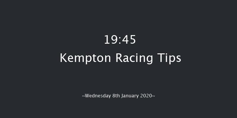 Kempton 19:45 Handicap (Class 4) 6f Sat 4th Jan 2020