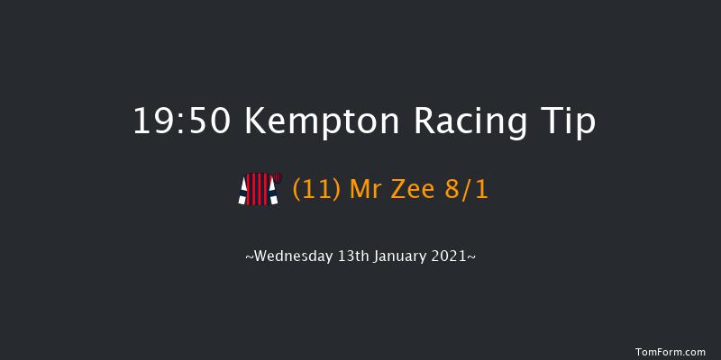 Follow RacingTV On Twitter Classified Stakes Kempton 19:50 Stakes (Class 6) 12f Sat 9th Jan 2021