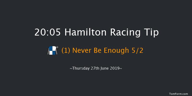 Hamilton 20:05 Handicap (Class 4) 8f Thu 1st Jan 1970